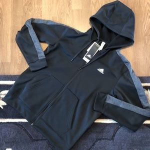 ADIDAS Full Zip CLIMAWARM Jacket Hoodie